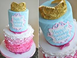 pretty princess party thebakeboutique