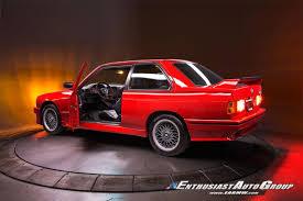 Bmw M3 Sport - for sale original 1990 bmw e30 m3 sport evolution drivetribe