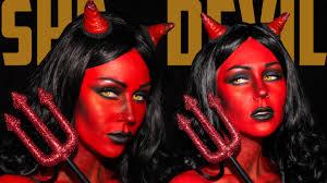 she devil makeup tutorial mugeek vidalondon