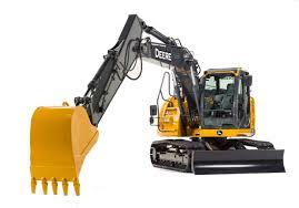 construction class excavators for sale john deere ca