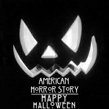american horror story happy halloween letters me