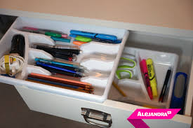 How To Keep Your Desk Organized Desk Drawer Organization On A Budget Part 3 Of 4 Dollar