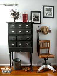 card catalog from child u0027s chest of drawers prodigal pieces