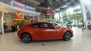 toyota showroom toyota gt86 showroom interior youtube