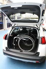 New Peugeot modelo 2008: caiu no gosto do consumidor com deficiência #WO36