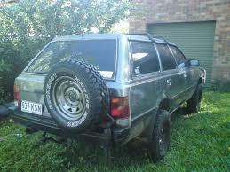 subaru wagon lifted 1993 subaru sportswagon forester wrx l series boostcruising