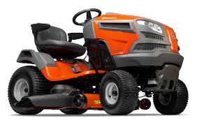husqvarna riding lawn mowers fast tractor yth24v48