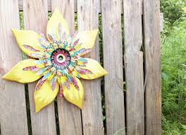 pretty ideas for outdoor wall decorations decorating kopyok