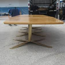 Vintage Conference Table Wonderful Vintage Conference Table With 16ft Vintage Maple
