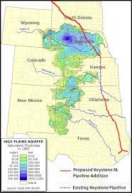 keystone xl pipeline map file keystone xl ogallala aquifer png wikimedia commons