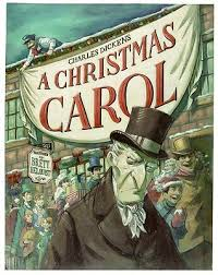 charles dickens a carol by brett helquist