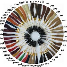 hair color chart free shipping harmony wholesale 46colors color chart hair color