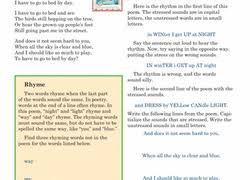 5th grade poetry worksheets u0026 free printables education com