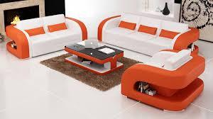 New Sofa Design Modern Leather Sofain Living Room Sofas From - Sofa design