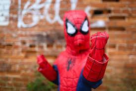 Steve Halloween Costume Father Son Halloween Costumes Spider Man Peter Parker
