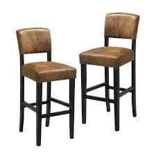 tabouret de cuisine en bois fauteuil de bar tabouret de bar saloon lot de 2 tabourets de bar en