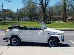 vw kubelwagen for sale 1974 volkswagen thing for sale classiccars com cc 1048458