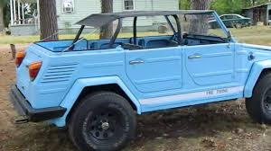volkswagen thing 4x4 trend volkswagen thing for sale 41 for car redesign with
