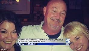 Challenge Dies Jeff Woods Died Of A Attack During Krispy Kreme Challenge