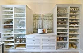 How To Organize Your Kitchen Pantry - organized living pantry shelving