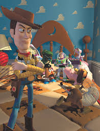 learned toy story disney
