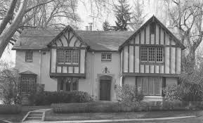 English Tudor by Period Revival Building Style Utah Department Of Heritage And Arts
