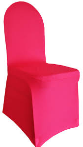 banquet chair cover fuchsia spandex banquet chair covers wholesale