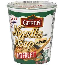 gefen noodles gefen free noodle soup 1 92 oz walmart