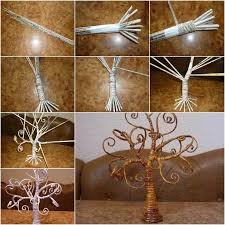 How To Make A Decorative - how to diy decorative tree from old newspaper newspaper craft