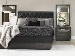 Grey Wood Bedroom Furniture Bedroom Fascinating Beige Simple Upholstered Beds With Best White