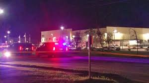 bureau fedex package meant for blows up at fedex building near san ant