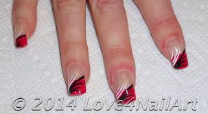 love4nailart easy nail art for beginners simplistic lines tutorial