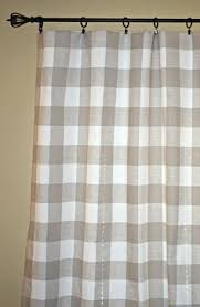 Pictures Of Kitchen Curtains by Love The Décor In This Room Especially The Buffalo Check Curtains