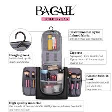 Amazon Travel Accessories Amazon Com Bagail Men U0026 Women Toiletry Bag For Makeup Cosmetic