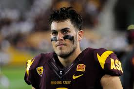asu football mike bercovici u0027s final act house of sparky