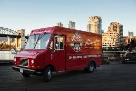 truck van red truck beer our story