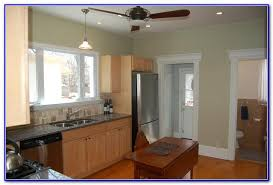 kitchen wall paint colors with maple cabinets painting home