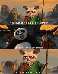 Kung Fu Meme - kung fu panda meme saving the internet by nightmarebear87 on