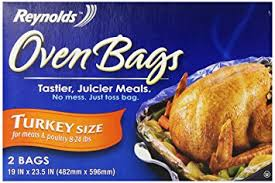 turkey bags oven bags turkey size 2 ct grocery