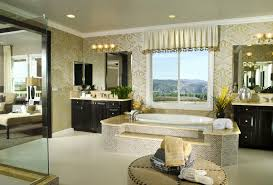 designer master bathrooms 24 master bathrooms with soaking tubs in the center