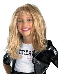 rigid collodion halloween city hannah montana deluxe child wig 19024 911 costume911 costume