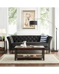 gray chesterfield sofa shopping special gilmore chesterfield sofa upholstery gray
