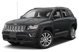 2017 jeep compass new car test drive