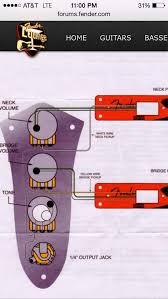 fender noiseless jazz bass pickups wiring diagram ewiring