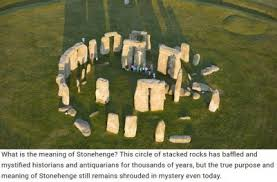 oddsauce on twitter whoever built stonehenge was lght years