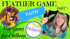 feather game faith series part 1 indoor fun for home and