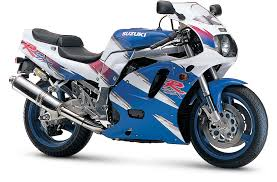 1992 to 1995 4th generation suzuki gsx r750 water cooled engine