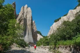 kuthiny baty u2013 amazing pumice cliffs in kamchatka russia travel blog