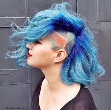 sidecut hairstyle women 55 cool shaved hairstyles for women hottest haircut designs