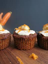 fluffy gluten free carrot cake muffins radiant rachels